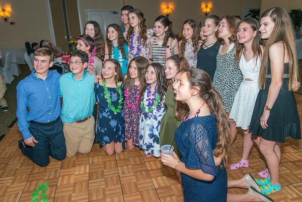 Naomi's Bat Mitzvah Party