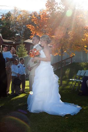 Annie and Brad Wedding