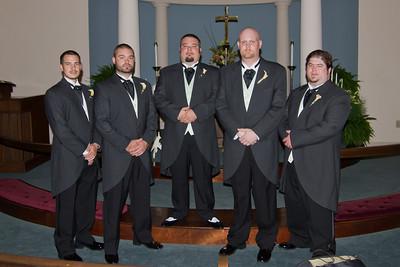 Gary - Stephenie Parrott Wedding