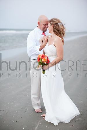 Hannah + Chris Wedding