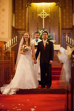 Laura and Michael Wedding