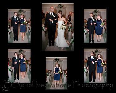WeddingPartyDownTheIsle