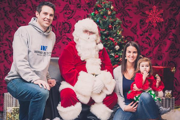 Werner Electric Santa Party 2015-0008
