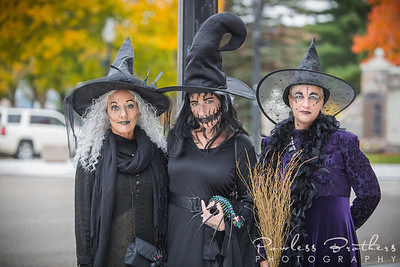 Witches on the Town 2019