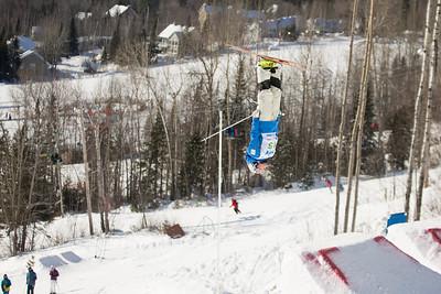 SKI: Freestyle Ski, World Cup Moguls 2016 JAN 23