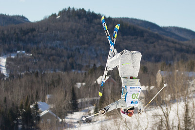 SKI: Freestyle Ski, World Cup Moguls 2016 JAN 23
