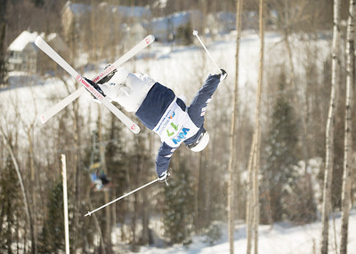 SKI: Freestyle Ski, World Cup Moguls 2016 JAN 22