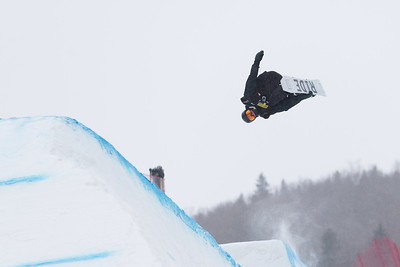 FIS World Cup 2017: Snowboard Slopestyle FEB 11
