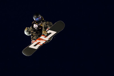 FIS World Cup 2017: Freestyle Snowboard Big Air FEB 11
