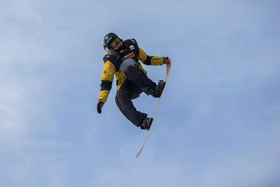 Snowboard Jamboree Big Air FIS World Cup: FEB 13