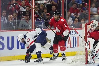World Cup of Hockey 2016: Team USA vs Team Canada September 10
