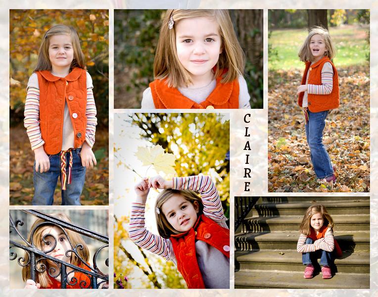 Claire collage 16x20 v03