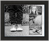 16x20 Claire - bw framed 01