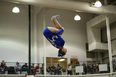 YMCA Tumbling & Trampoline Competition