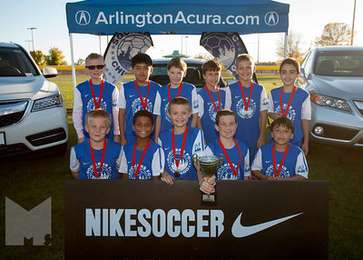 Boys U11 Select 2nd