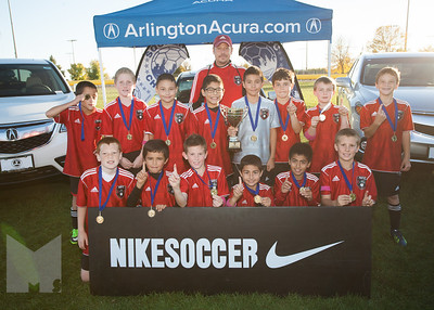 Boys U11 Select 1st
