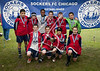 Boys U13 - Classic  - 2nd - CFJ Red 11