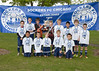 Boys U11 Cup - 1st - CFJ 2016