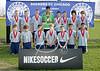 U14 Boys Cup 2nd