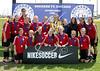 U14 Girls Cup 1st