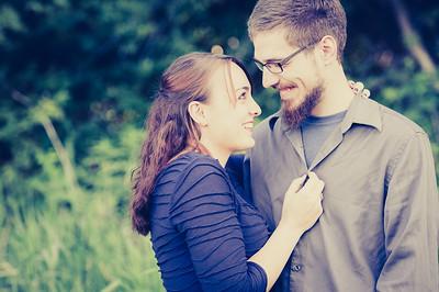 Zach & Danielle's Engagement-0001