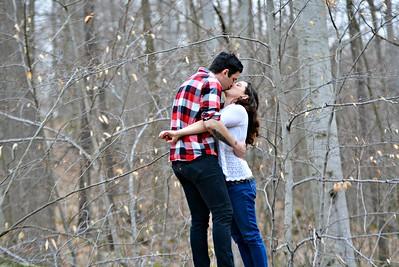 Zach & Ivy Engagement
