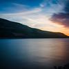 Sunrise over the Rhine River