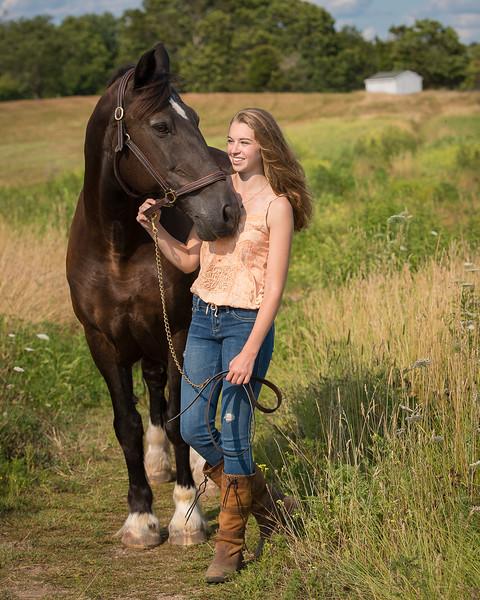 Heather Mann senior ajs-143