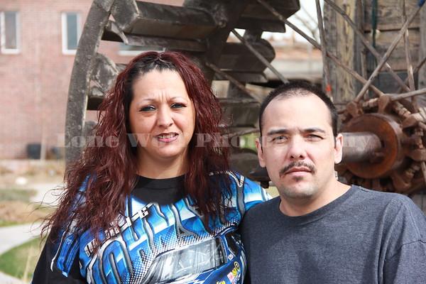 Tammy and Stephen Giron