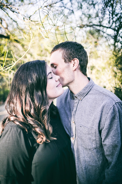 Haplin and Paige Engagement Shoot