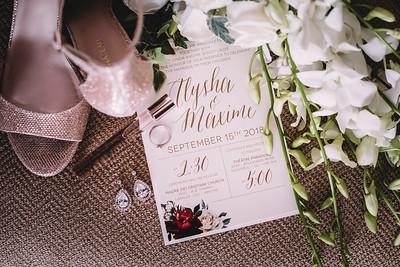 Wedding Photographer Montreal | Theatre Paradoxe | St. Henri | LMP Wedding photo and video