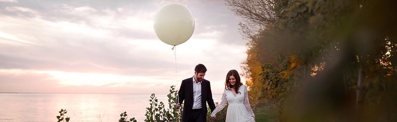 Montreal Wedding Photographer | Engagement | Parc Rene Levesque | Montreal Quebec | Lindsay Muciy Photography |
