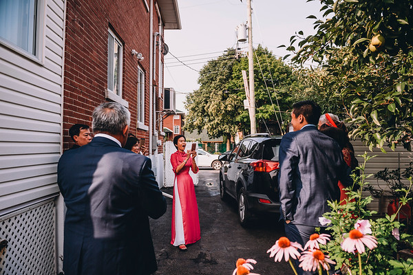 Wedding Photographer Montreal | Le Chateaubriand | LMP wedding photo and video