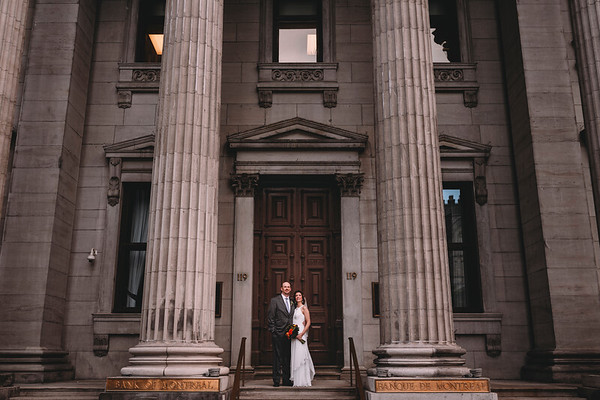 Montreal Wedding Photographers | Montreal Wedding Videographers | Vieux Port | Elopement | LMP Photo and Video