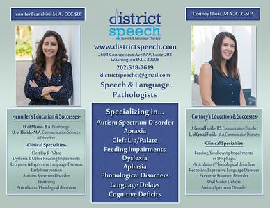District Speech