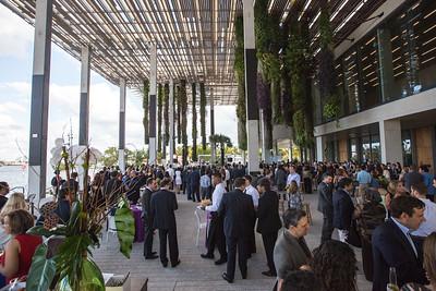 eGOV reception at PAMM