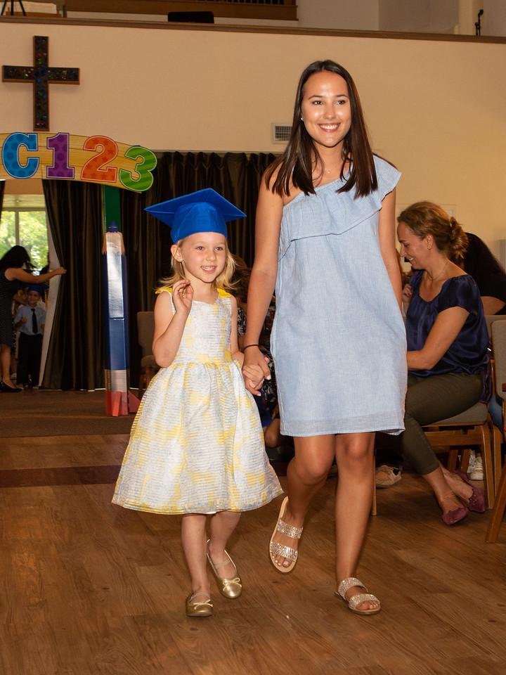 Ella's PreK Graduation-7546