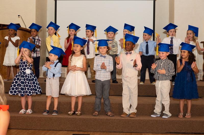 Ella's PreK Graduation-7568