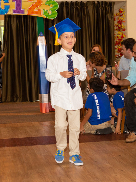 Ella's PreK Graduation-7552