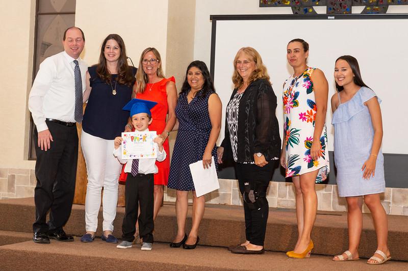 Ella's PreK Graduation-7589