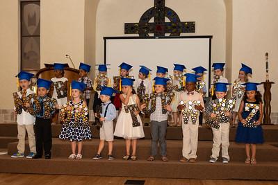 Ella's PreK Graduation-7558