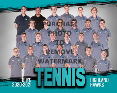 BOYS TENNIS TEAM