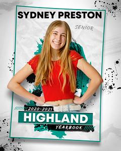 SYNDEY PRESTON