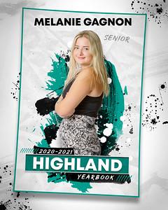 MELANIE GAGNON1