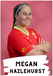 Megan Hazlehurst 2021