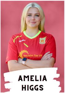 Amelia Higgs 2021