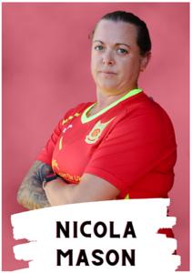 Nicola Mason 2021