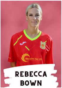 Rebecca Bown 2021