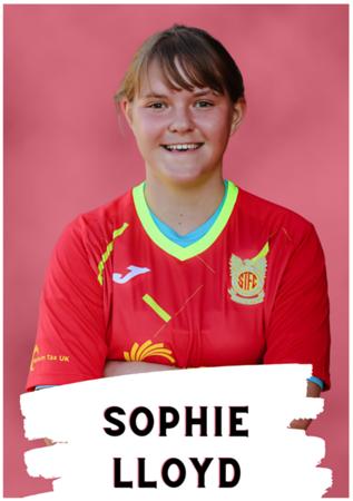 Sophie Lloyd 2021