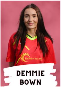 Demmie Bown 2021